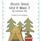 """This packet is a Fifth Grade Treasures Resources for """"Skunk Scout."""" These resources compliment 5th grade Treasures (Unit 6 Week 2) """"Skunk Scout.""""    ..."""