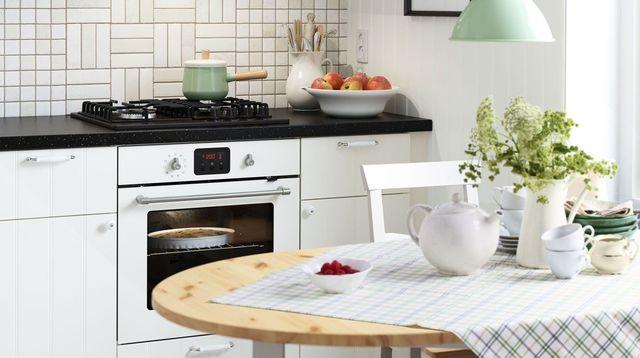 Cuisine ikea cuisine ikea bodbyn blanc cuisine ikea bodbyn blanc along with - Cuisine ikea blanc mat ...
