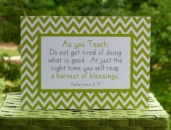 Teacher Gift, Teacher Appreciation, Teacher Quote, Teacher