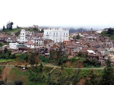 El Cisne   Municipio de Loja