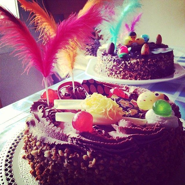 Mona de Pascua / Easter cake