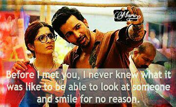 Pin by Amna A on sanam teri kasam Bollywood love quotes