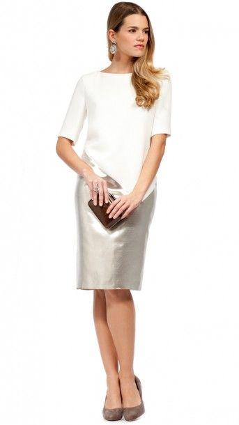 Alquiler de vestidos de fiesta blanco