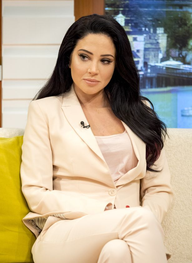Speaking, recommend Tulisa contostavlos fakes are