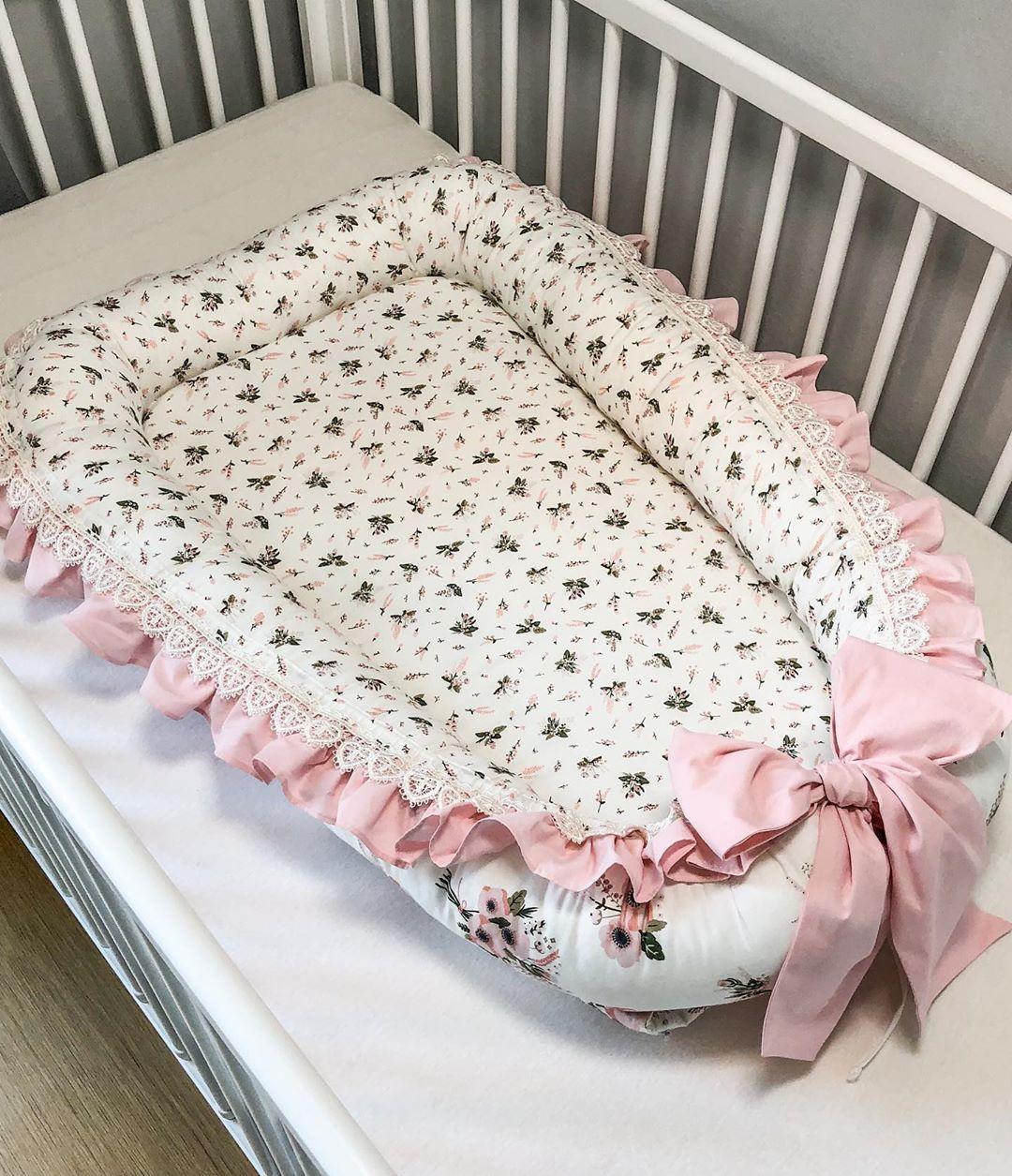Bettnest Babynest Bettwaesche On Instagram Verkauft 94 Zzgl Versand Es Ist Wieder Ein Schones Babynestchen Baby Nestchen Bettnestchen Kleinkinderbett