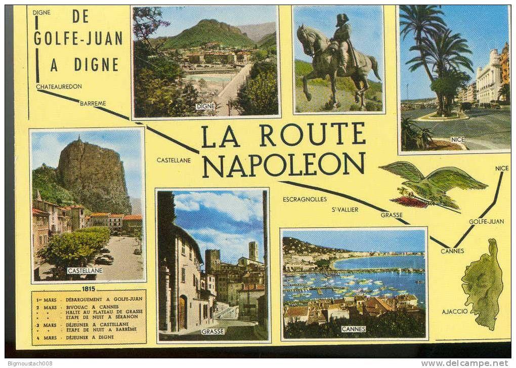 cp la route napoleon de golfe juan a digne numero dell. Black Bedroom Furniture Sets. Home Design Ideas