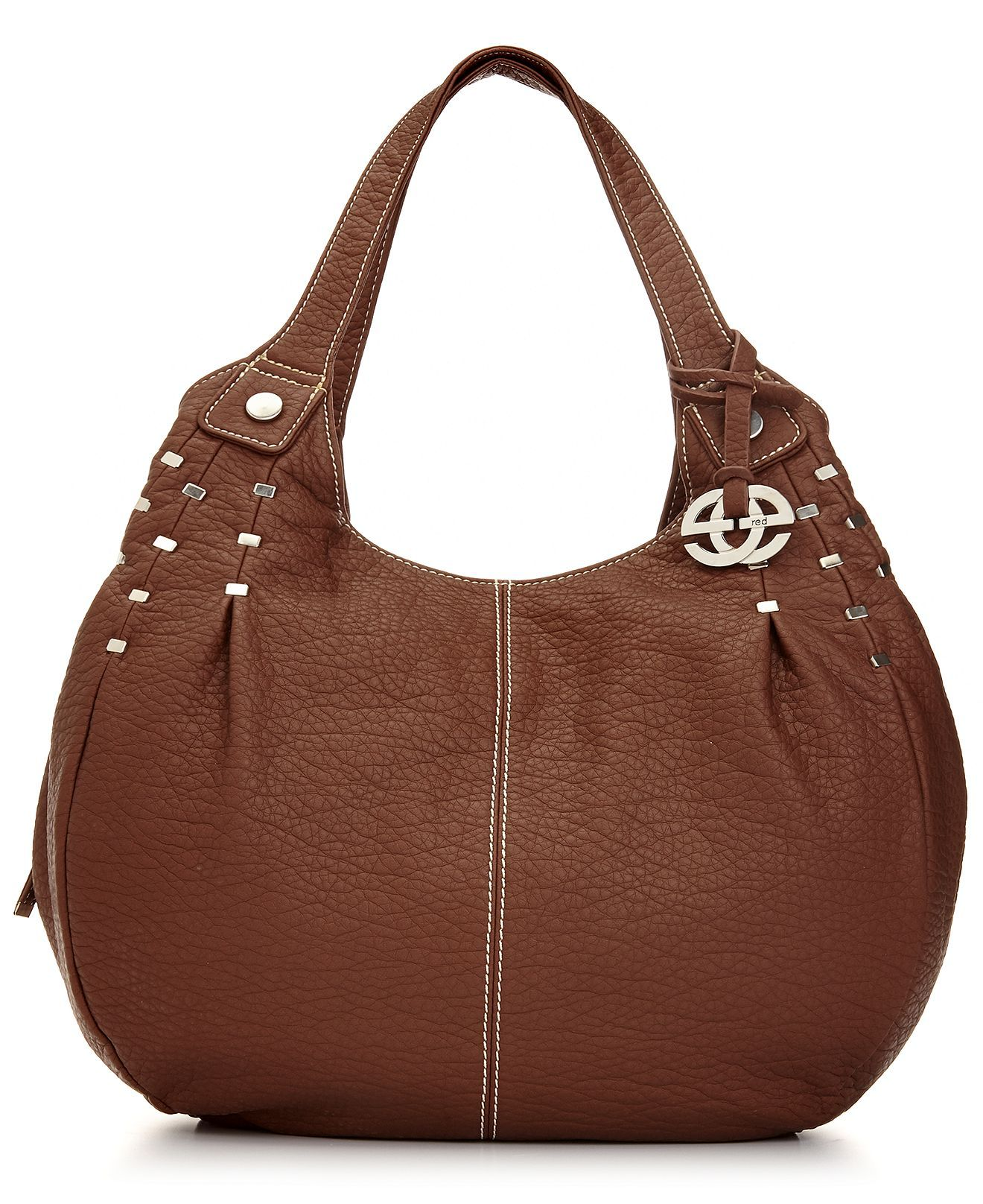 Red By Marc Ecko Highwire Hobo Handbags Accessories Macy S
