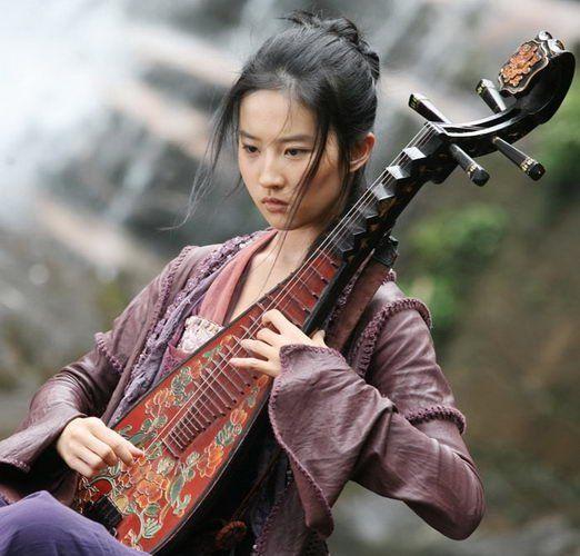 Liu Yifei Ad ImagesThe Forbidden Kingdom Stills영화카지노