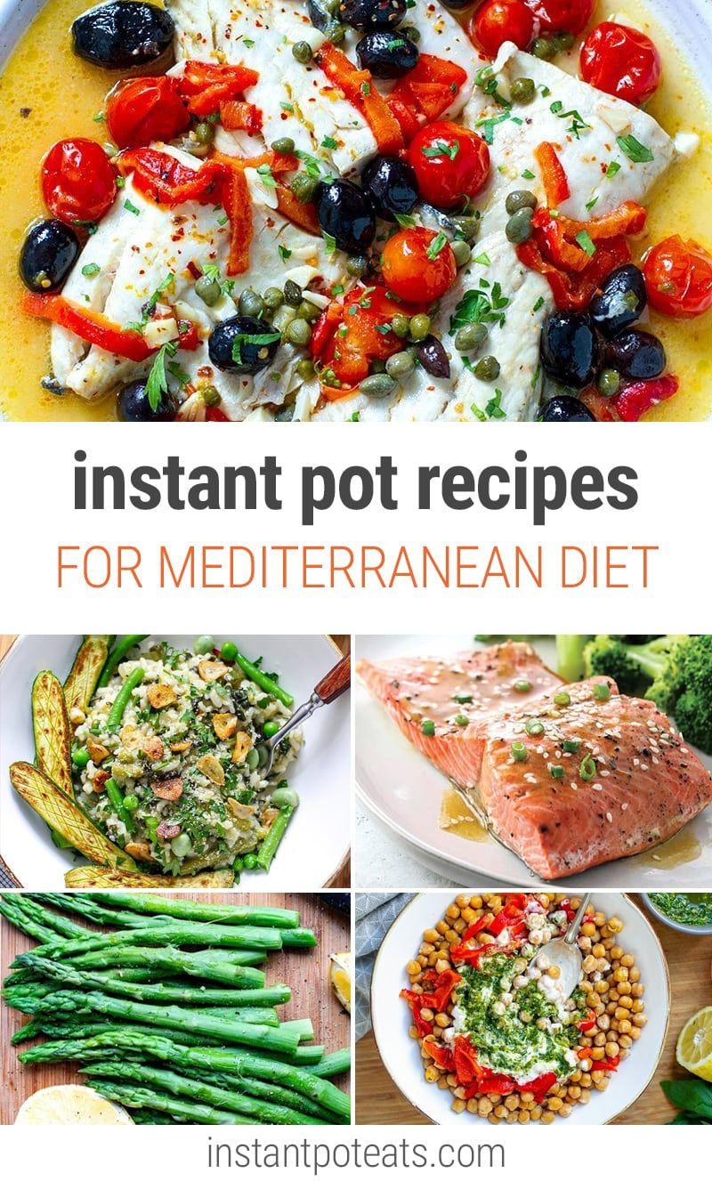23 Instant Pot Mediterranean Diet Recipes