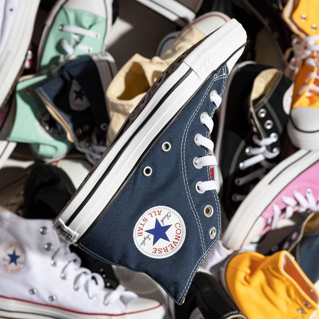 Do Wyboru Do Koloru Oryginalne Kolorowe Consy Lub Klasyczna Biel W Super Cenach Converse Chuck Taylor High Top Sneaker Chucks Converse Chuck Taylor Sneakers