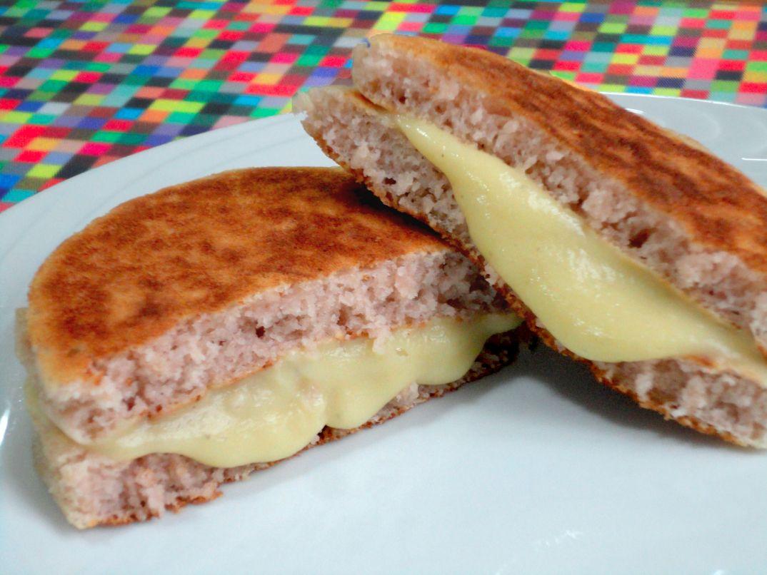 Tostex – Pãozinho de Frigideira (sem glúten, sem leite, sem ovo, sem soja) – Menu Bacana
