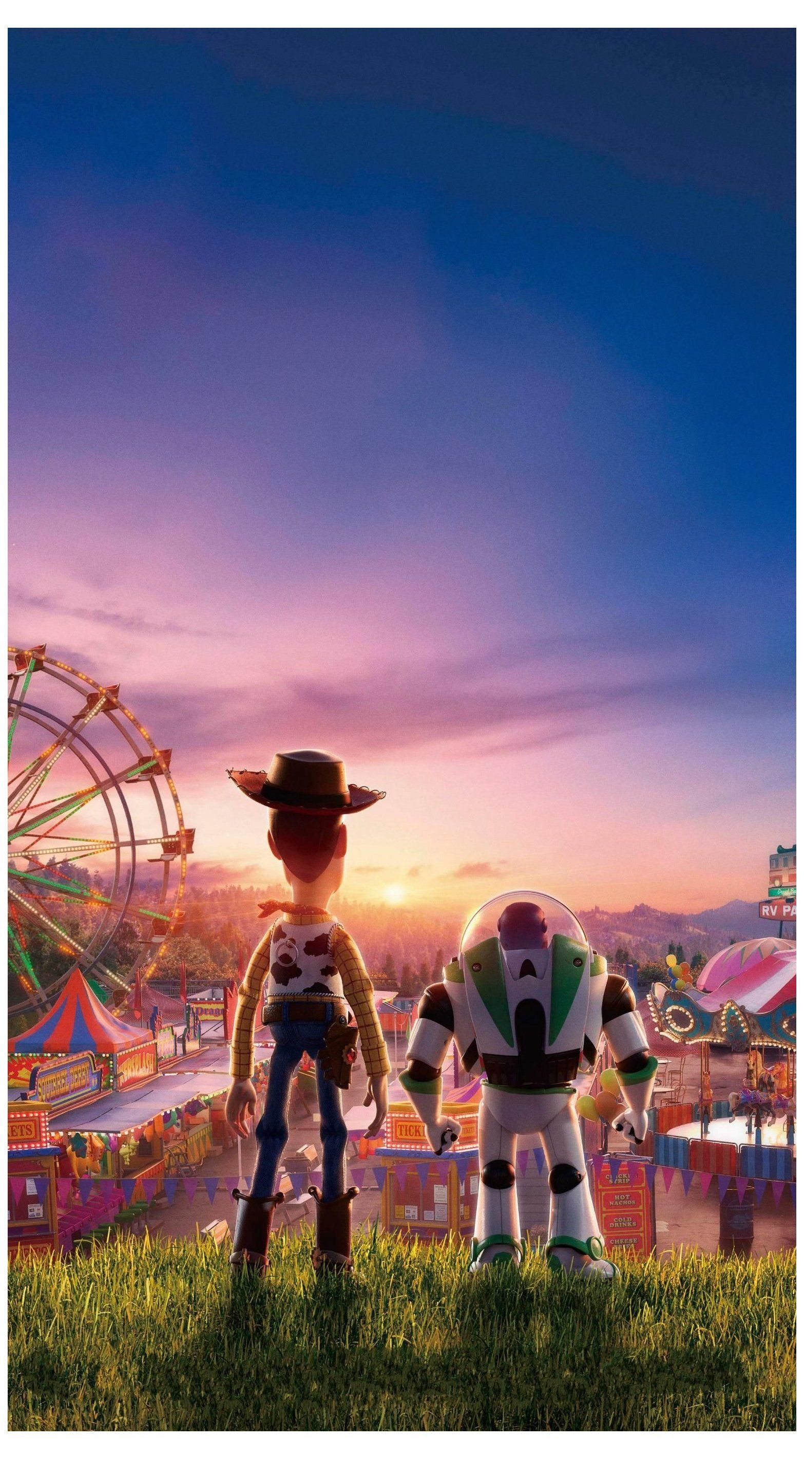 toy story 4 wallpaper