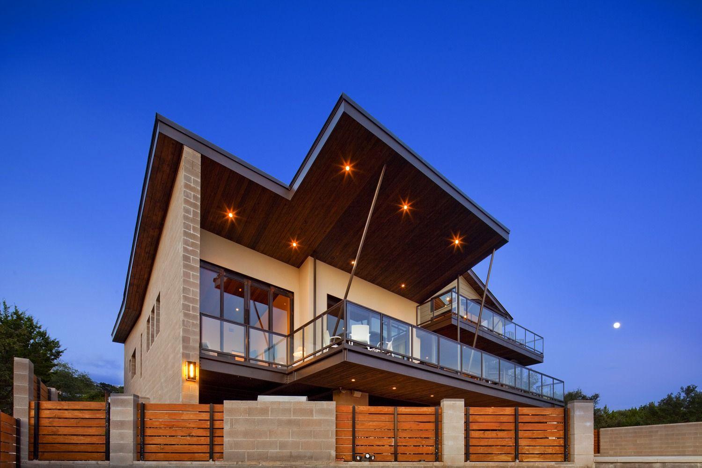 Modern Industrial Vanguard Studio Architect Austin