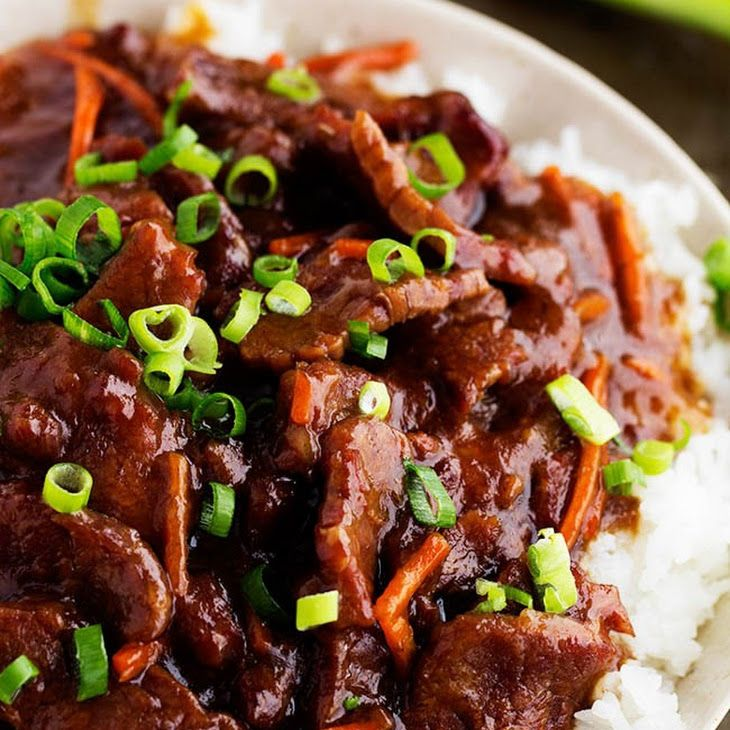 Slow Cooker Mongolian Beef Recipe Beef Recipes For Dinner