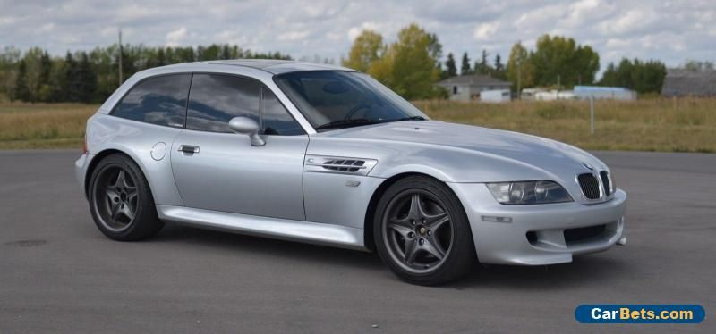 Car For Sale 2001 Bmw M Roadster Coupe