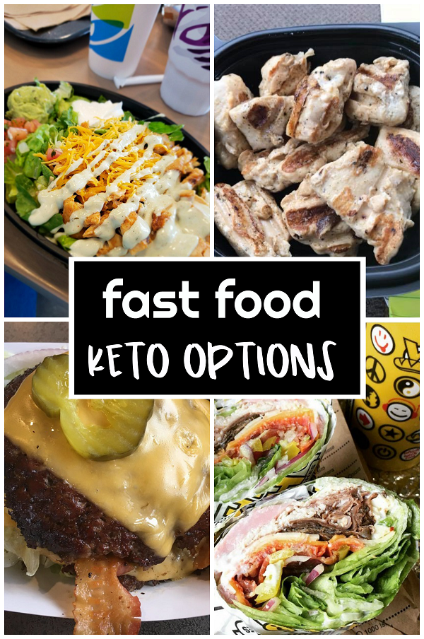 Keto Diet Fast Food Options What To Order At Mcdonalds Taco Bell