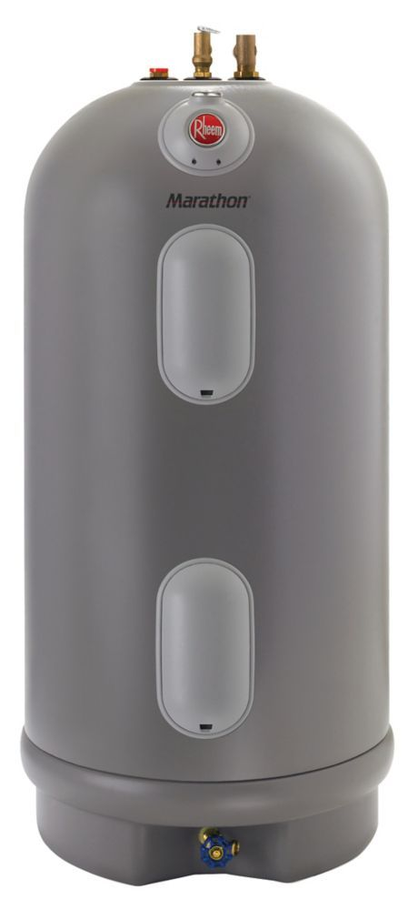 Marathon 30 Gal Point Of Use Electric Water Heater 3 0kw 240v Electric Water Heater Water Heater Floor Insulation