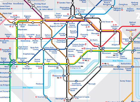 london underground london tube map source wikipedia