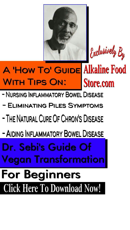 Click Image For Ebook Download! Dr Sebi Approved Recipes