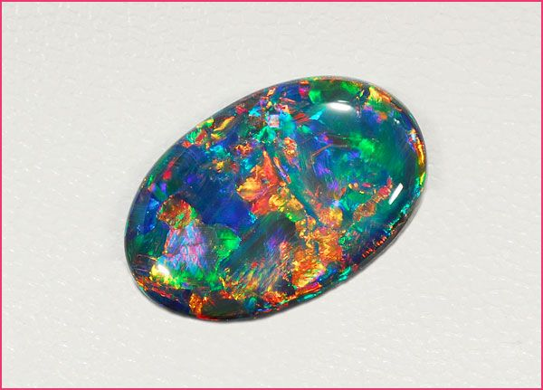opal in particular black opal has historically been