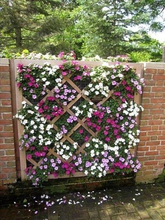30+ Awesome Vertical Garden Ideas For Inspiration -   21 garden design Wall awesome ideas