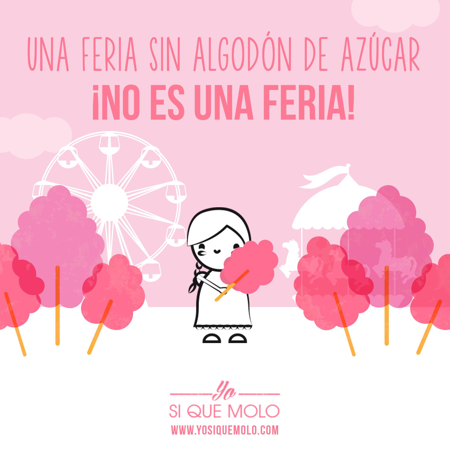 Celebremos el Día Mundial del Algodón de Azúcar ☺☺#Diade #algodondeazucar #dulce #feria #niñamolona #yosiquemolo