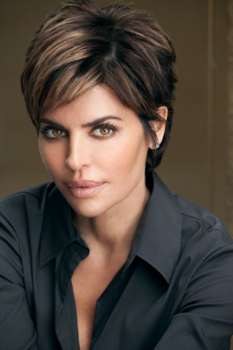 Pictures & Photos of Lisa Rinna | Hair | Short hair styles ...