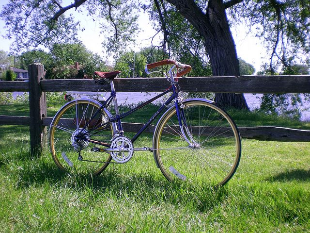 Fuji Mixte Cool Bikes Bicycle Fuji