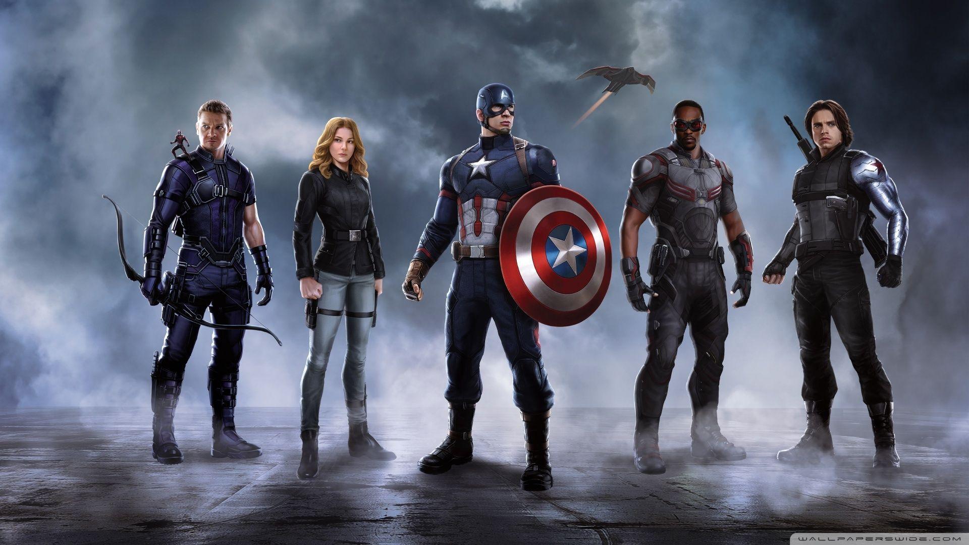 the avengers age of ultron team hd desktop wallpaper widescreen