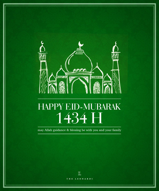 Happy Idul Fitri Idul Fitri Greetings Theleonardi Celebration