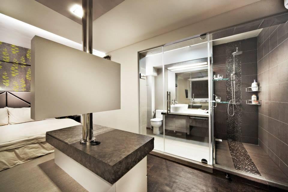 Interior Design Master Bedroom 559 Hougang St 51 Contemporary Hdb Interior Design Master