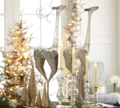 Holiday Decorations - Christmas Pinterest Decoration, Holidays