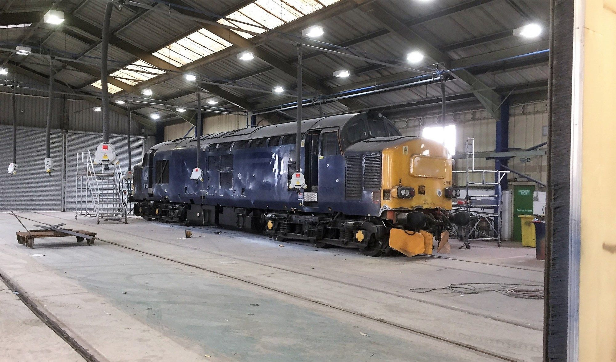 Exclusive access to Eastleigh Works   Pinterest   Eastleigh FC ...