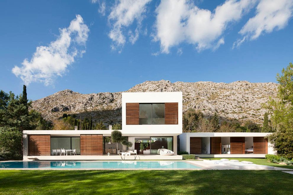 Casa bauzà in mallorca architects and house