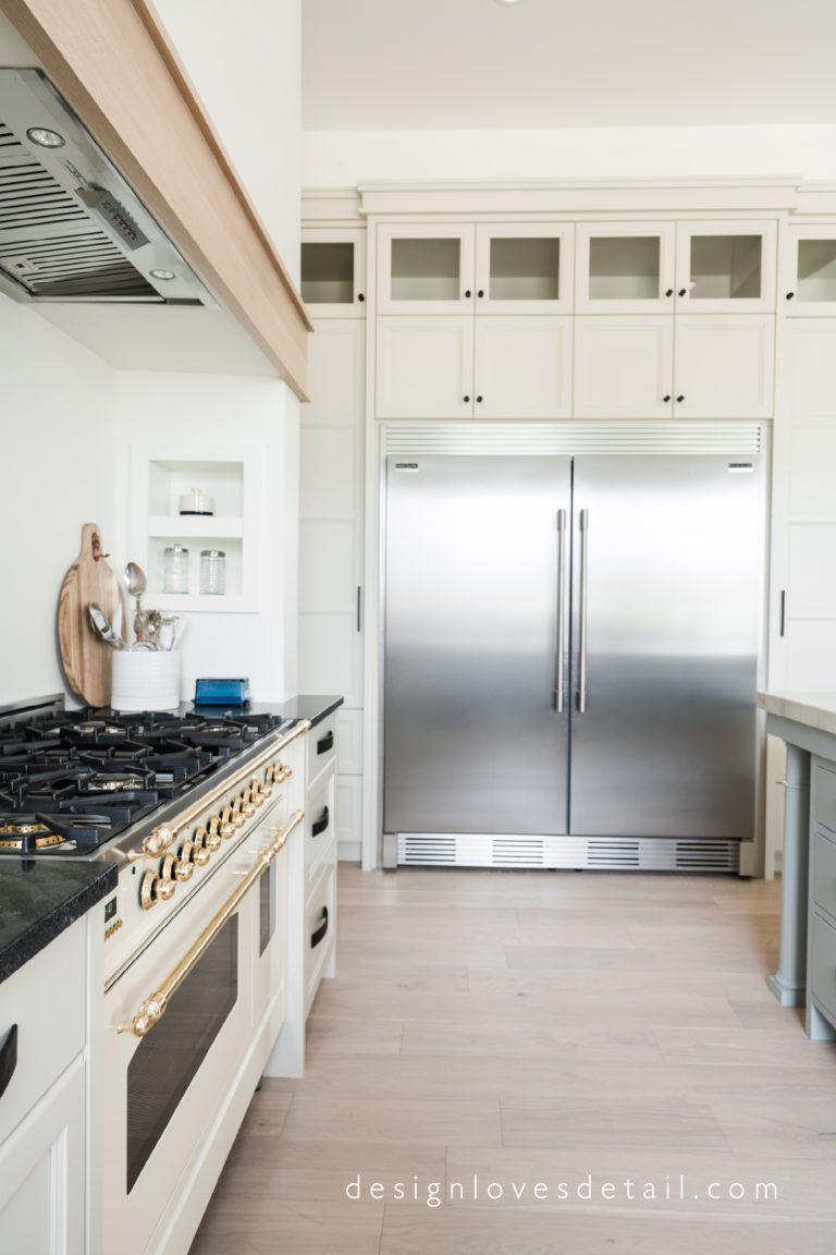 The Best Large Fridge For Your Kitchen Designer Tips And Tricks This Fridge Freezer Combo Is Under 4000 De Kitchen Remodel Kitchen Renovation Home Kitchens