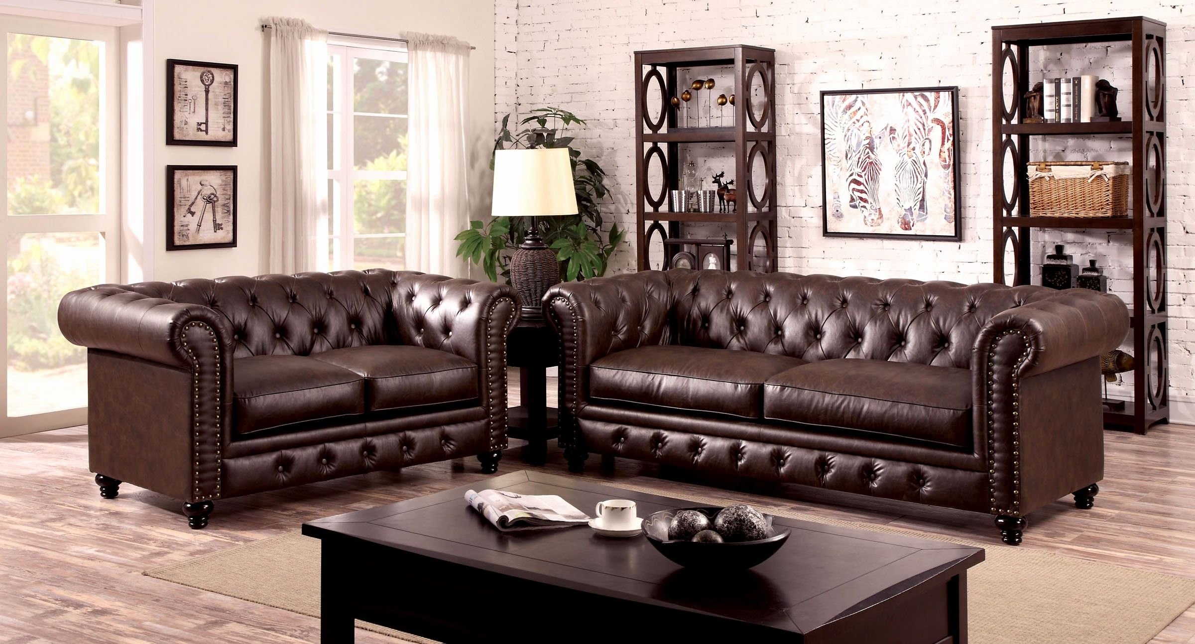 Sofa Set Photograpy Burgundy