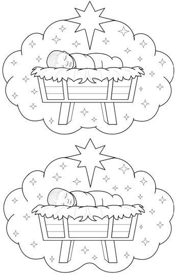 baby jezus in kribbe zoek de 14 verschillen v 225 noce