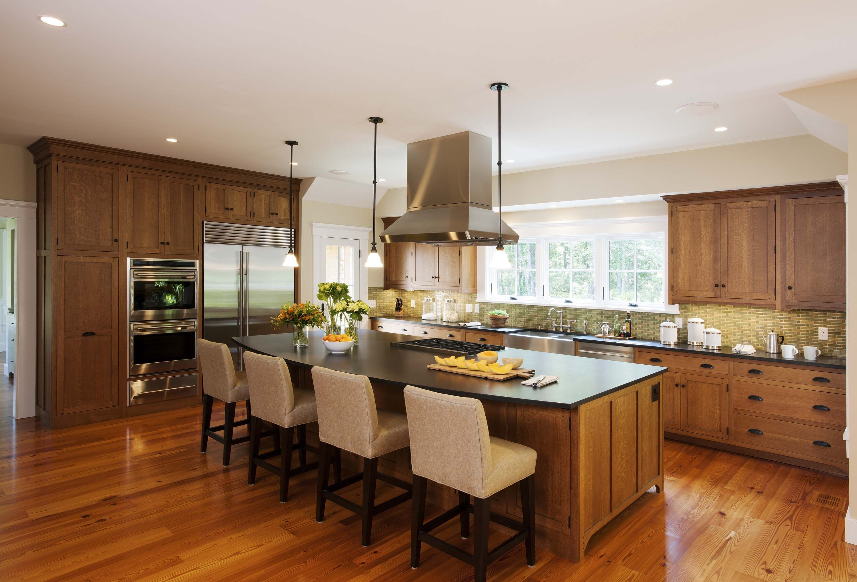 Where We Have Wall Cabinets If We Do Perhaps Lowering The Ceiling Would Be A Good With Images Kitchen Cabinet Styles Traditional Kitchen Cabinets Kitchen Cabinet Design