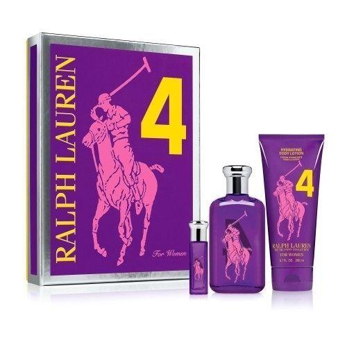 Ralph Lauren Polo Blue Sport, 3 предмета ** РЕДКО ** [Brand New in Box]  для продажи онлайн