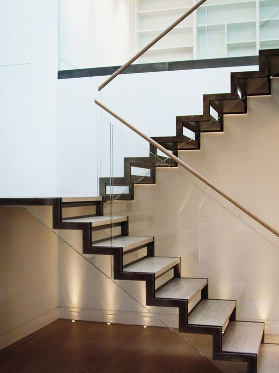 Best North Audley Bespoke Staircase By Canal Engineering Ltd 400 x 300