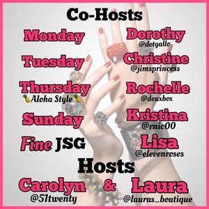 Meet Your Cohost's Other - MEET YOUR JEWELRY SHARE GROUP TEAM✨