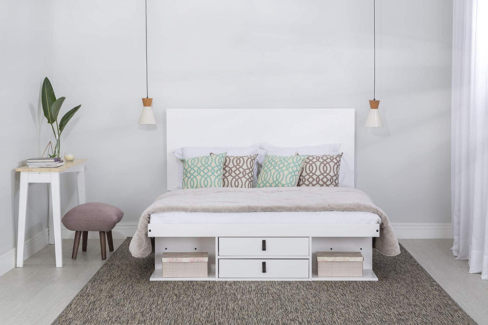 Top 10 Best Queen Beds with Storage in 2020 in 2020 (With