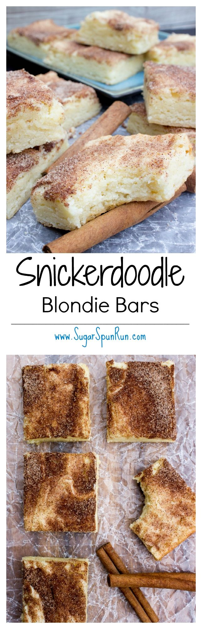 Snickerdoodle bar recipe cake mix