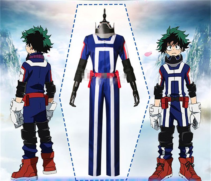 Click To Buy Anime My Hero Academy Izuku Midoriya Cosplay