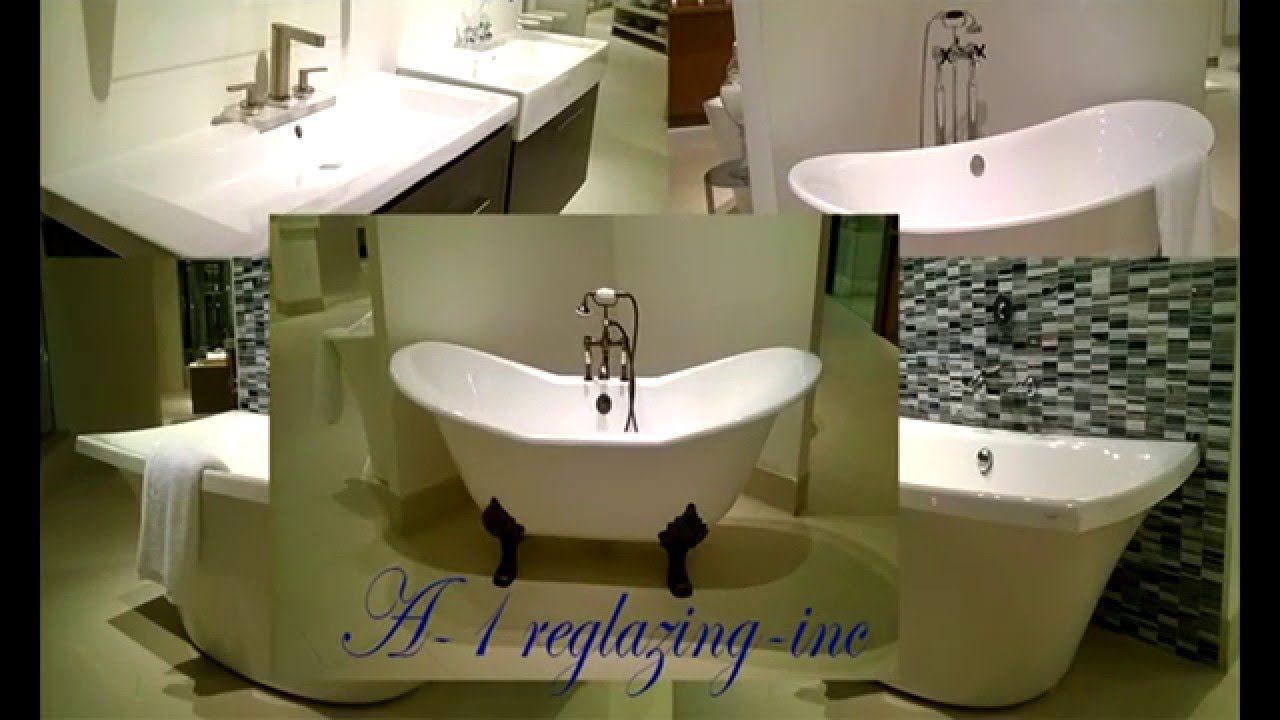 A1 Reglazing Inc Countertops Tub Sink