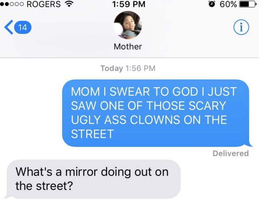 19 Savage Texts From Moms That Are Just Really, Really Funny