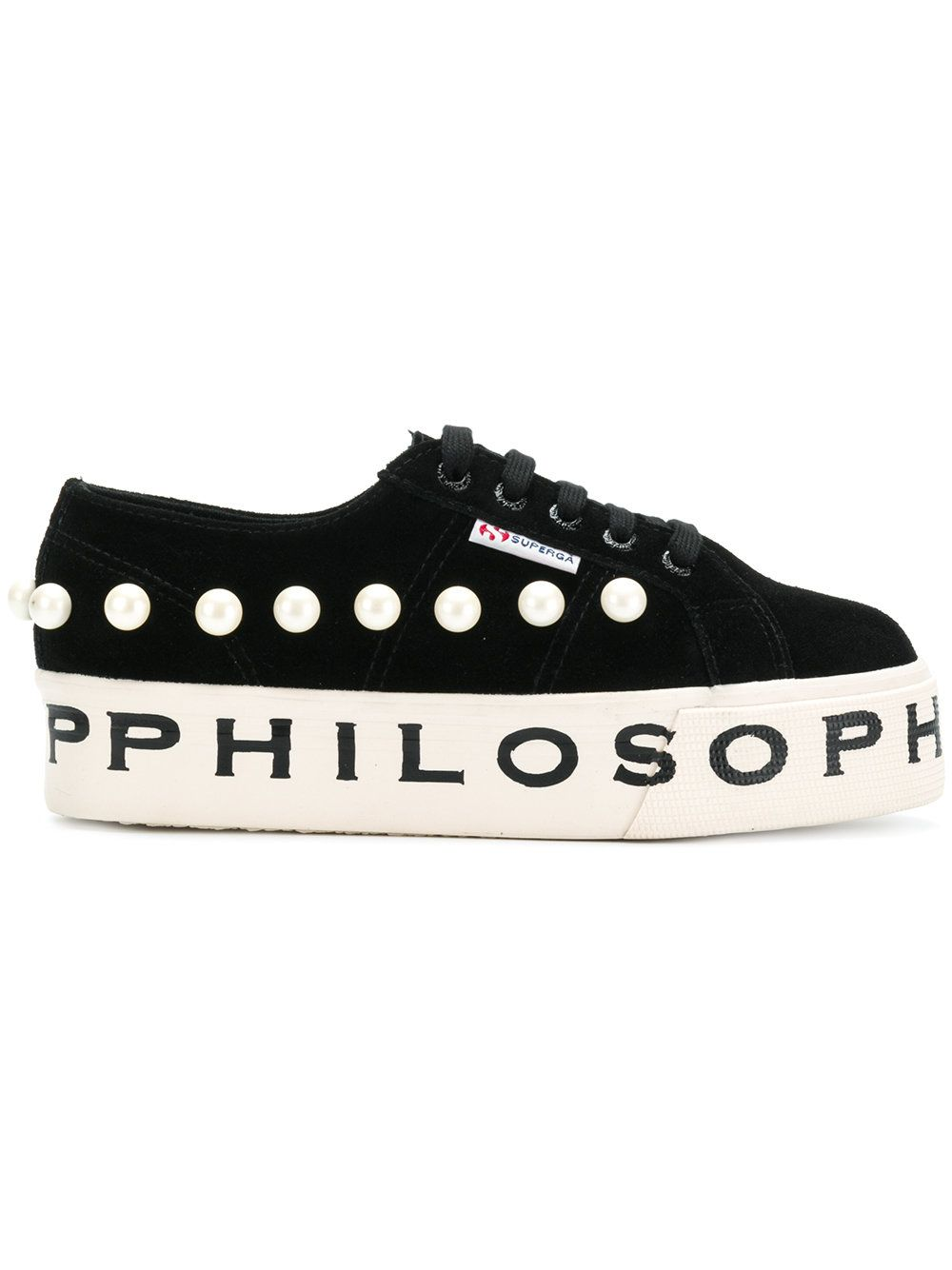 Superga X Philosophy sneakers - White Philosophy di Lorenzo Serafini sM2stOd