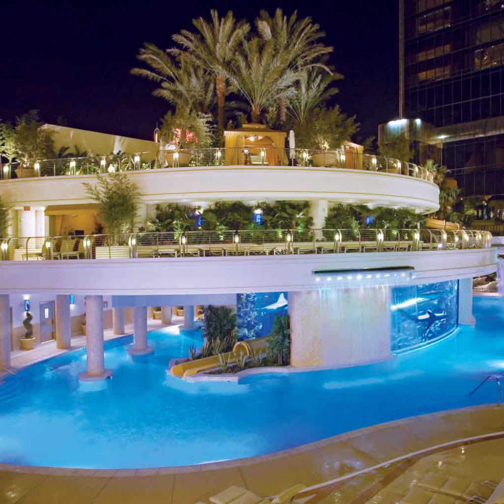 10 Best Pools In Vegas For Fun And Relaxation Vegas Pools Vegas Vacation Las Vegas Hotels