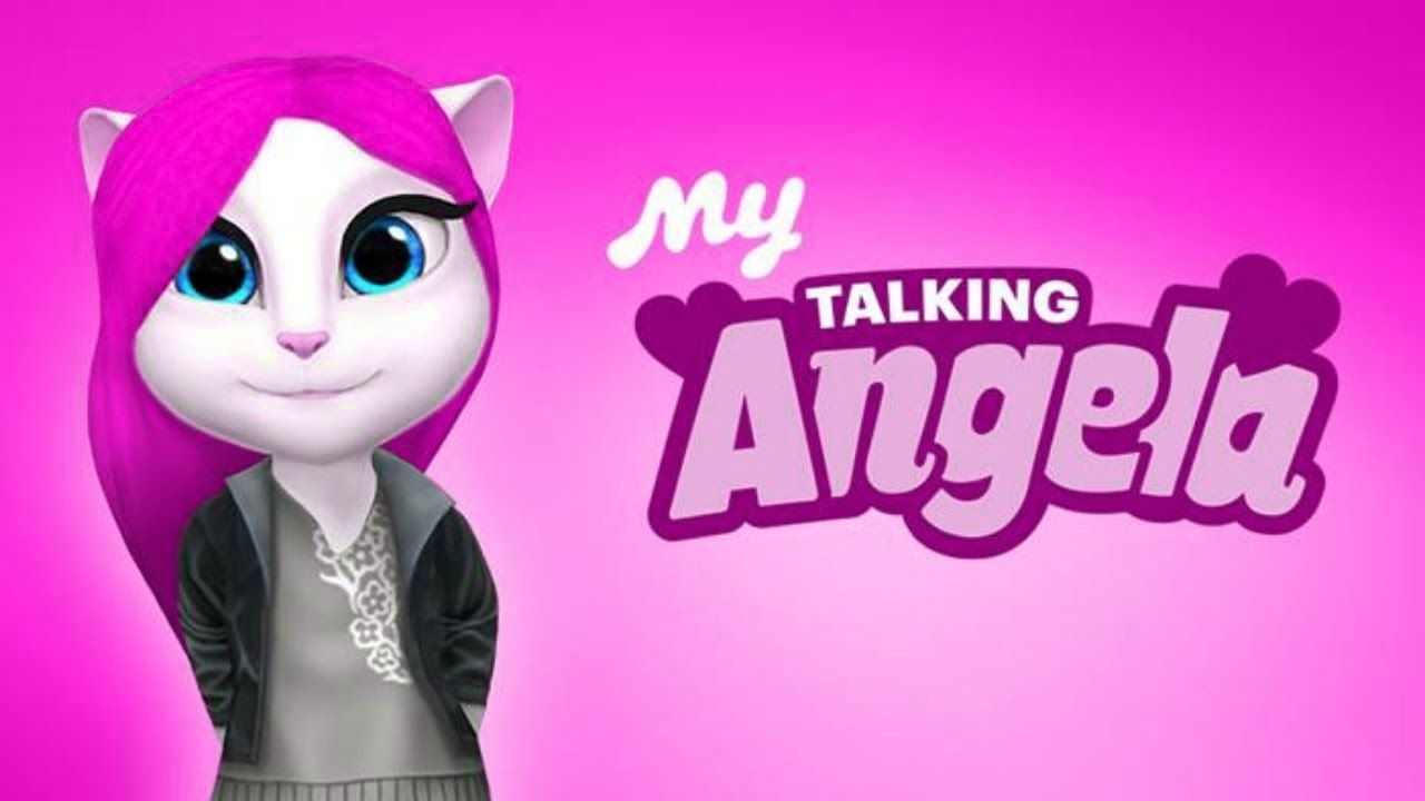 My Talking Angela Android Gameplay 16 Jeux, Idées pour