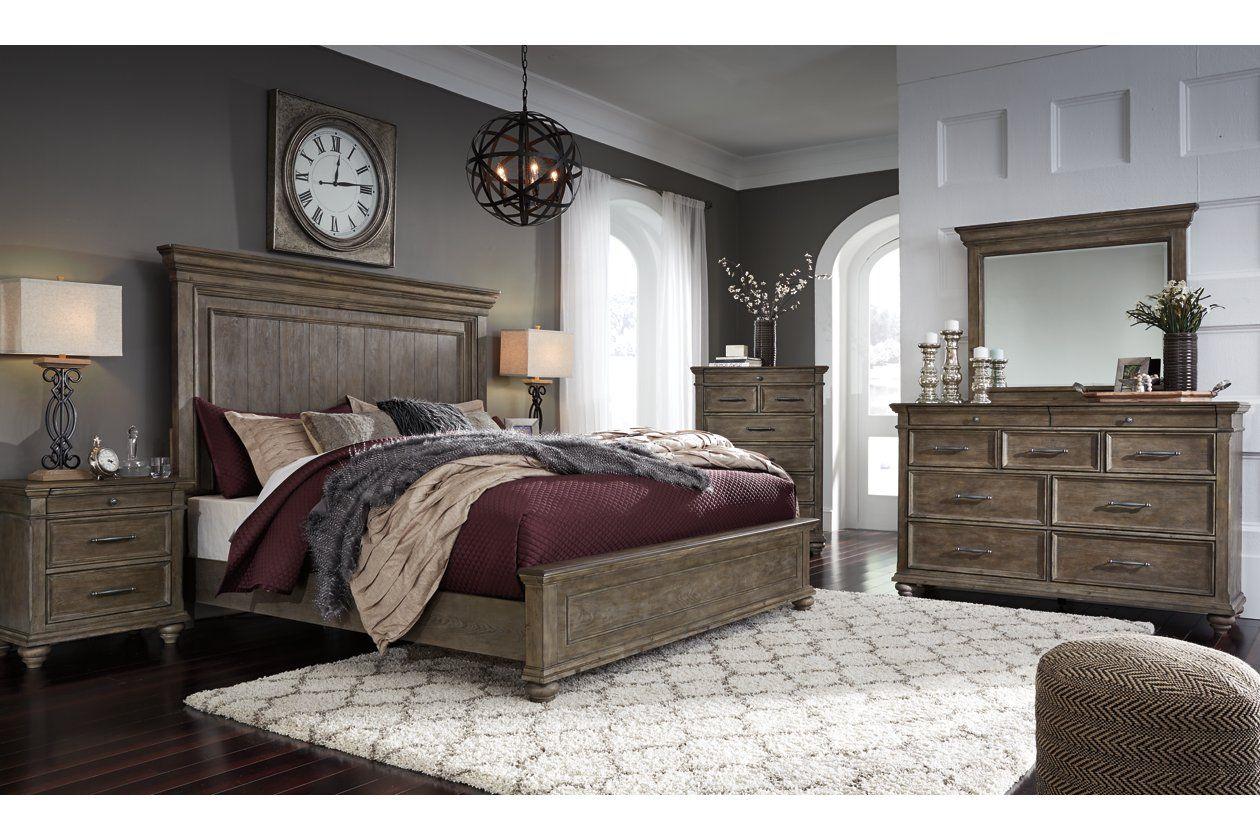 Johnelle Dresser Ashley Furniture Bedroom Panel Bed Queen Panel Beds
